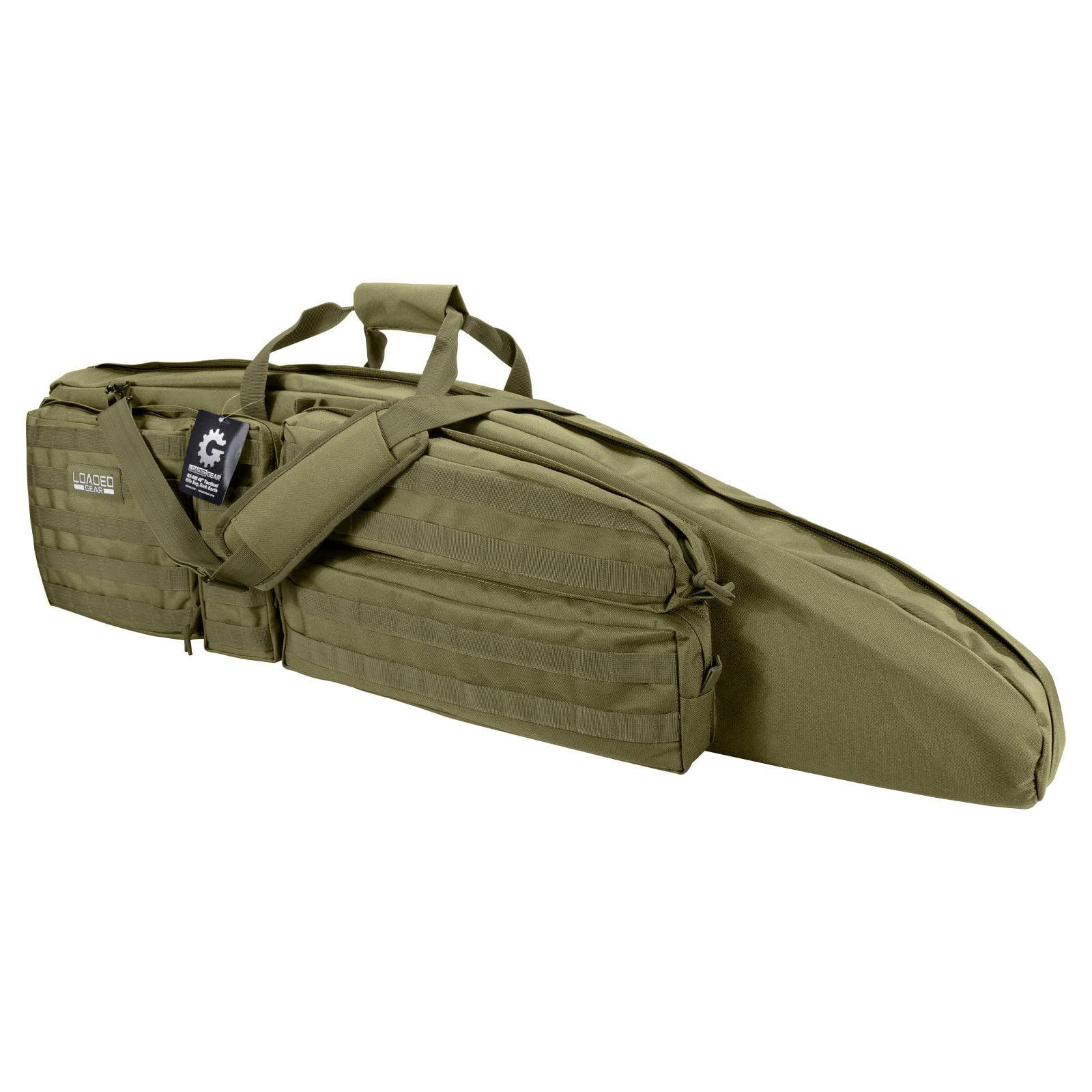 "Barska Optics Loaded Gear RX-400 48"" Tactical Rifle Bag, Green"