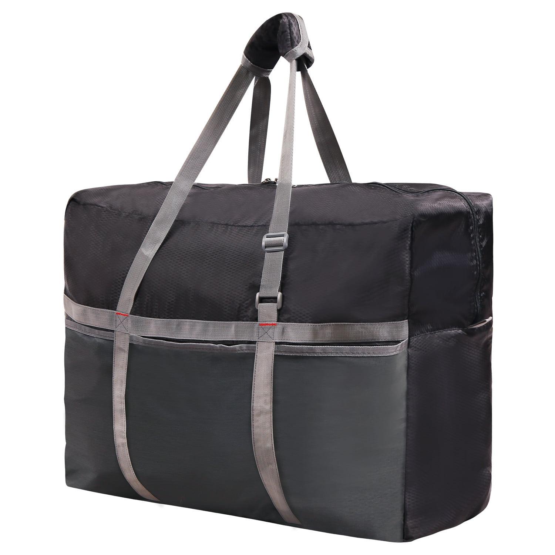 Galaxy Rainbow Star Unicorn Purple Travel Duffel Bag Waterproof Fashion Lightweight Large Capacity Portable Luggage Bag