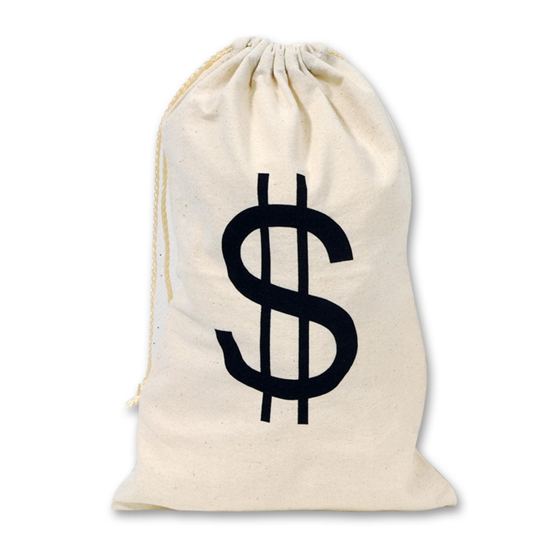 Beistle Soci-t- Sac 54120 Big dollar - Paquet de 12 - image 1 de 1