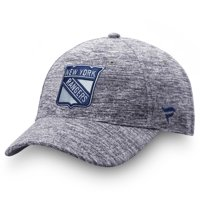 New York Rangers Fanatics Branded Authentic Pro Clutch Adjustable Hat - Navy - OSFA