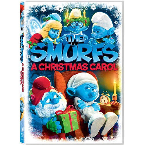 The Smurfs: A Christmas Carol (Widescreen)