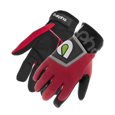 AG02 02 XXL The Standard Mechanic Gloves Red 2XL