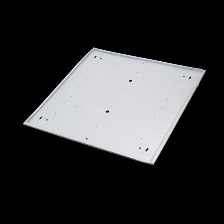 4pcs 395mm x 395mm Pendant Lamp Ceiling Plates Folding Square Type Chassis Disc - image 1 de 4