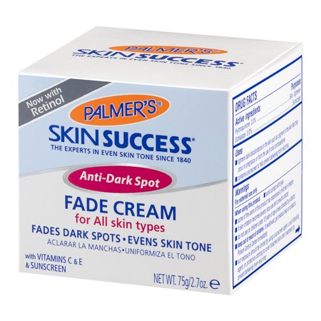 Palmer's Skin Success Anti-Dark Spot Fade Cream For All Skin Types, 2.7 (Prescription Cream To Remove Dark Spots On Face)