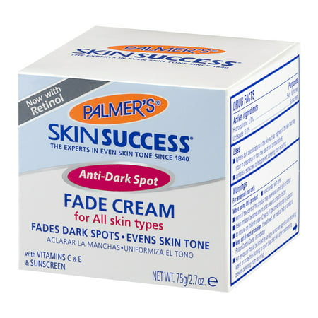 Palmer's Skin Success Anti-Dark Spot Fade Cream For All Skin Types, 2.7 (Best Milk For Acne Prone Skin)