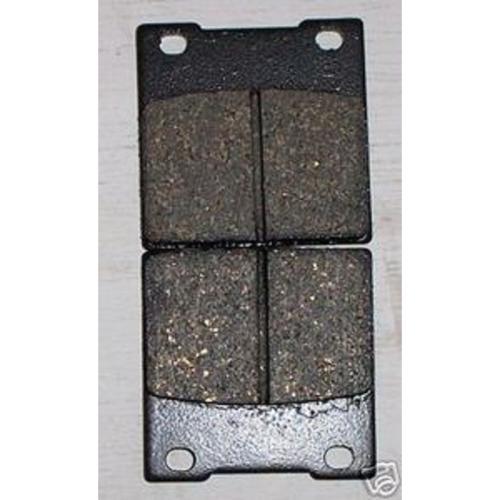 EBC Organic Brake Pads Front (2 sets required) Fits 86-88 Suzuki GSXR1100