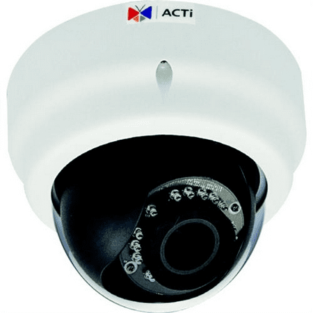 Image of Acti E63A 5Mp Indoor W/D/N Adaptive Ir Basic Wdr Vf Lens