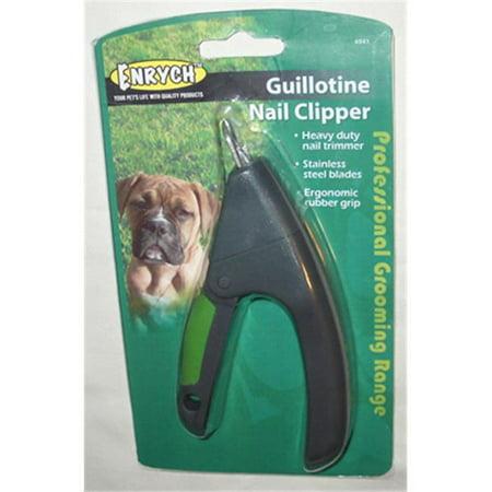Enrych 6041 Coupe-ongles - guillotine pour animaux de compagnie, vert - image 1 de 1