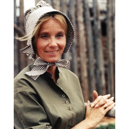 Eva Saint in Maid Outfit Portrait Photo Print](German Maid Outfit)