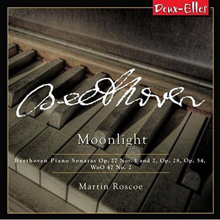 Beethoven: Piano Sonatas Volume 6: Moonlight (CD)