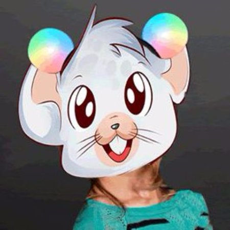 LED Mouse Ears Multicolor - Grown Up Halloween Party