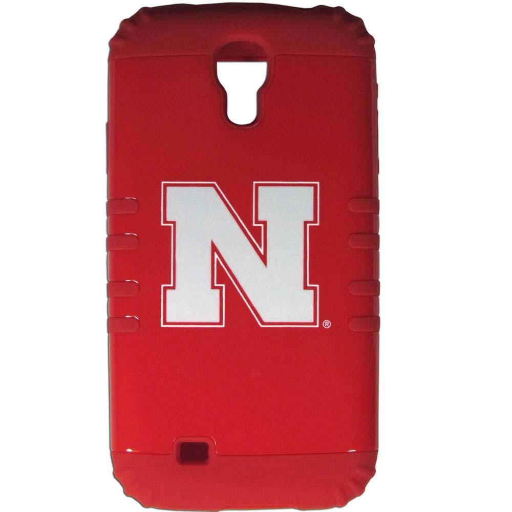 Nebraska Samung Galaxy S4 Rocker Case (F)