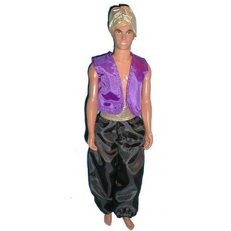 Ken Dolls and GI Joe Outfit as - Gi Joe Outfit
