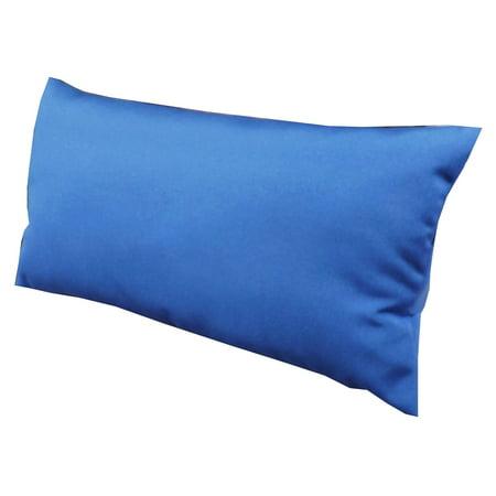 Chair Cushion Dupione (Cushion Pros Sunbrella Headrest Cushion with Velcro)