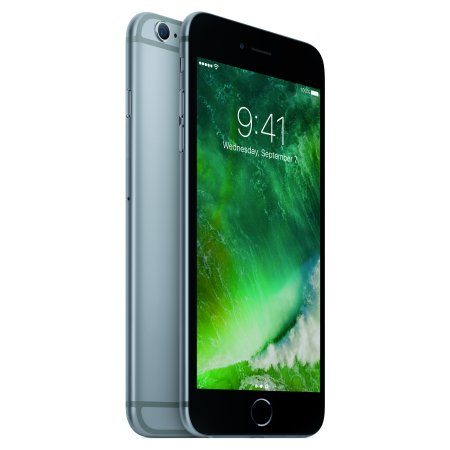 Apple Wireless Network (Total Wireless Apple iPhone 6s Plus 32GB Prepaid Smartphone, Space)