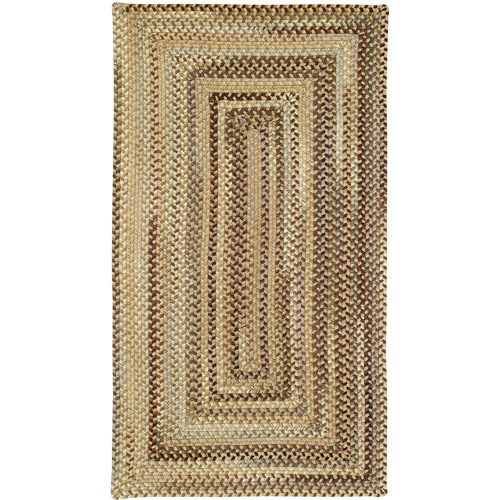 Willow Bay Braided Rectangle Area Rug