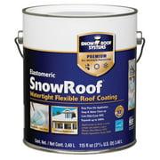 KST COATING Premium Roof Coating,  0.9 Gal. KST000SRB-16