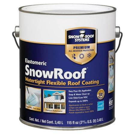 - KST COATING Premium Roof Coating,  0.9 Gal. KST000SRB-16