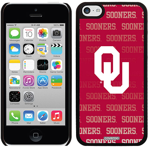 Oklahoma Repeating Design on iPhone 5c Thinshield Snap-On Case by Coveroo