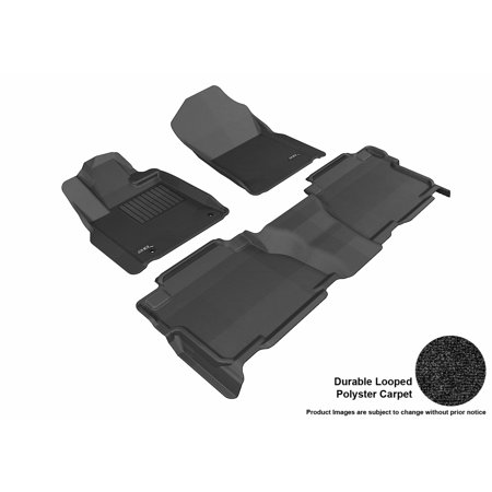 3d Maxpider 2012 2013 Toyota Tundra Crewmax Front Second Row Set