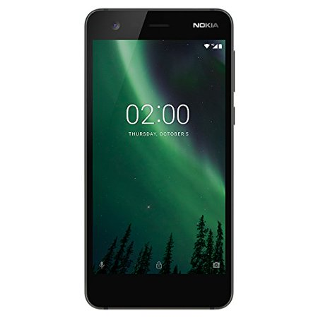 Refurbished Nokia 2 - 8GB - Unlocked Smartphone (AT&T/T-Mobile) - 5