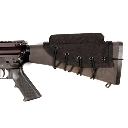 Blackhawk Rifle Cheek Pad Black