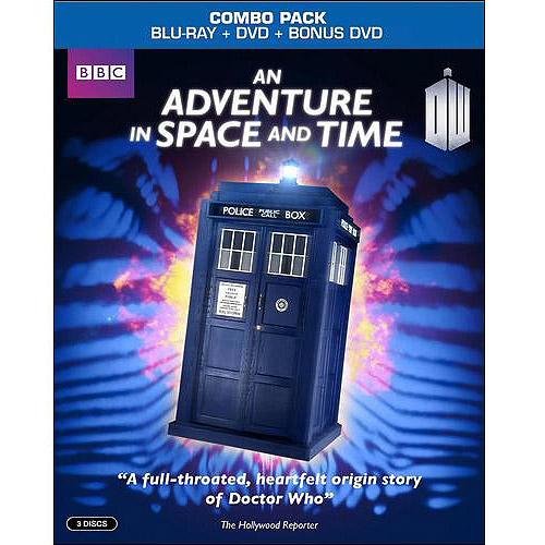 Doctor Who: An Adventure in Space And Time (Blu-ray   DVD   Bonus DVD) (Widescreen)