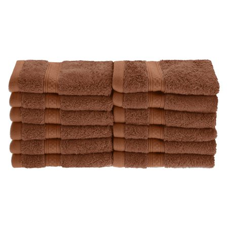Superior Bamboo 12-Piece Face Towel Set for $<!---->