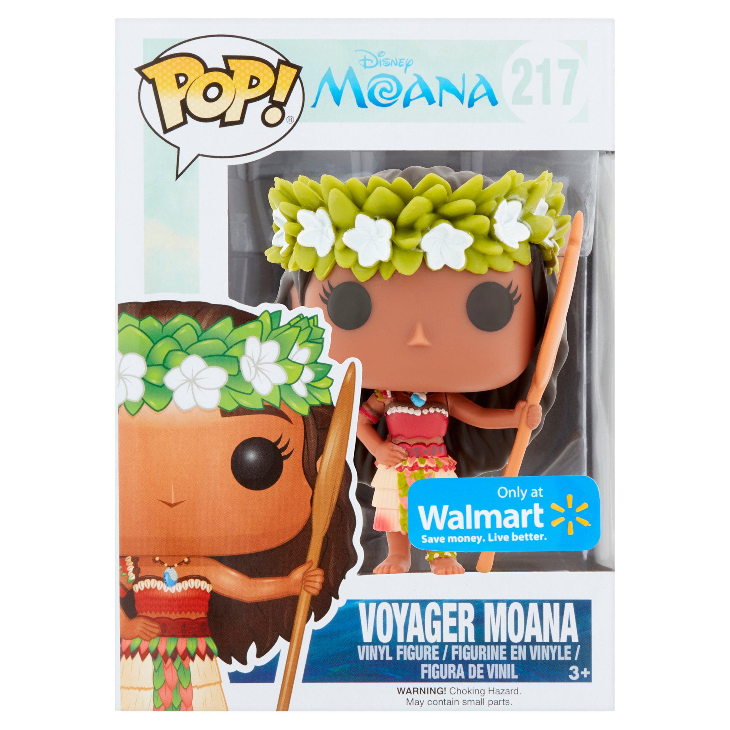 Pop Disney: Moana Pop 7 Walmart Exclusive Figure – Walmart