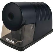 X-Acto Heavy-Duty Commercial Grade Electric Pencil Sharpener Black