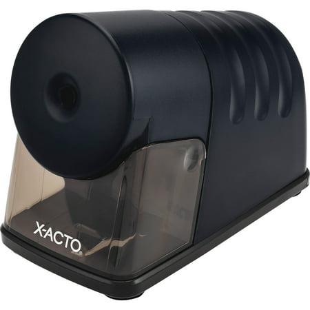 X Acto Electric Pencil Sharpener (X-Acto Heavy-Duty Commercial Grade Electric Pencil Sharpener)