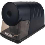 X-Acto Heavy-Duty Commercial Grade Electric Pencil Sharpener Black