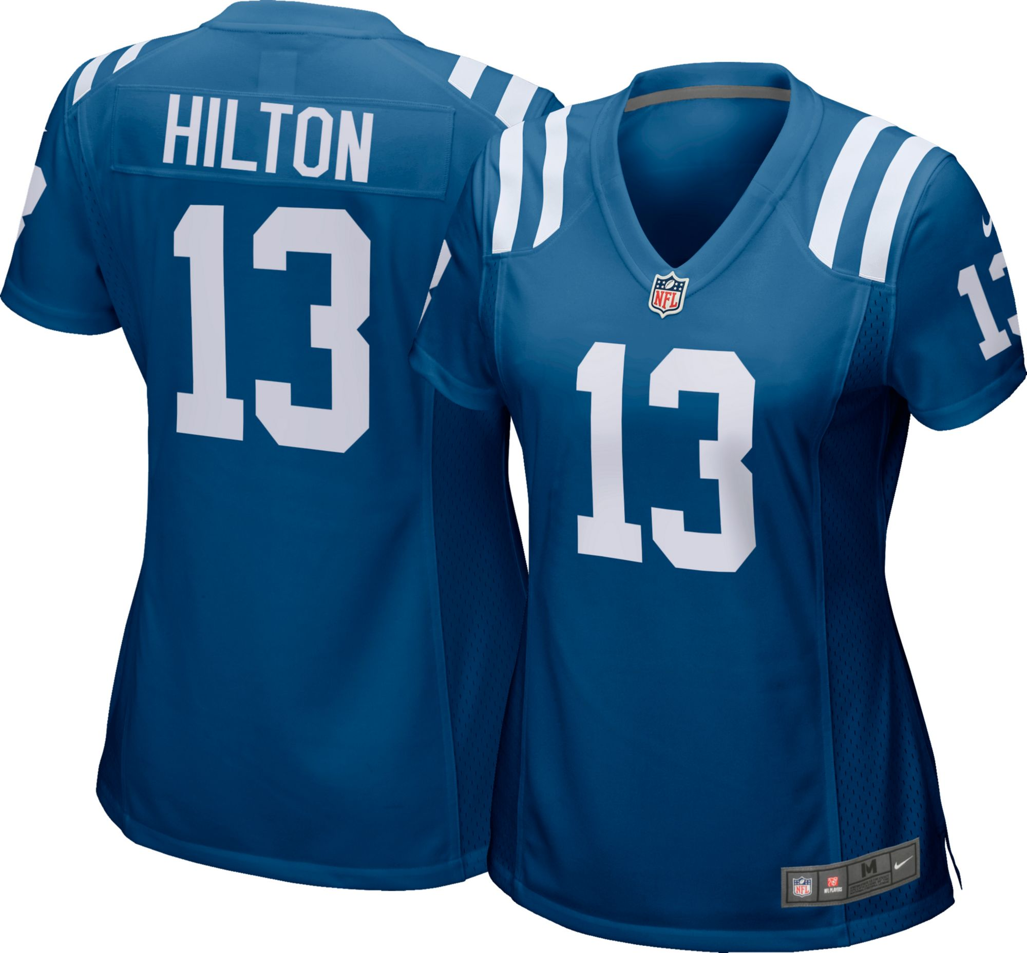 nike women s home game jersey indianapolis colts t y hilton 13 rh walmart com