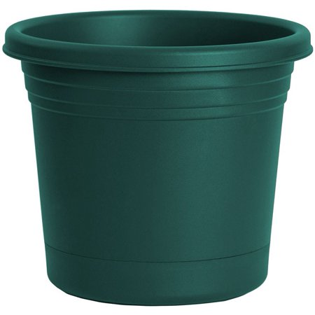 Rugg AR6-FG Planter, Green, Polyresin