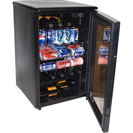 Haier Dual Can Beverage Cooler Walmart Com