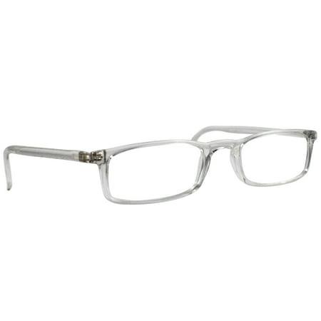 Reading Glasses Nannini Optics Vision Care Italian Fashion Readers   Crystal 1 0