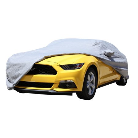 XtremeCoverPro Car Covers ready fit for HONDA ACCORD SEDAN 1994~2017 UV Resistant, Gold Series Waterproof Fabric Indoor/Outdoor Protection (Gray)