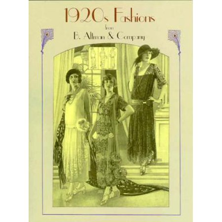 1920s Mafia Fashion (1920s Fashions from B. Altman &)