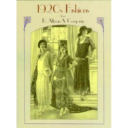 1920s Mafia Fashion (1920s Fashions from B. Altman &)