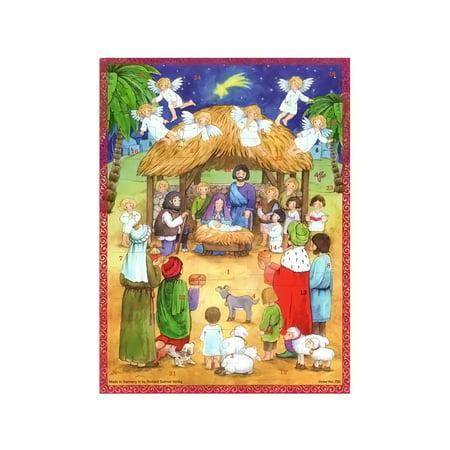 Alexander Taron Sellmer Advent - Nativity Child Card - 6