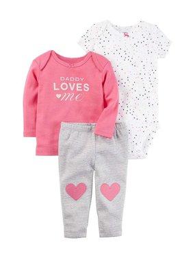 b56ee5ace Pink Toddler Girls Outfit Sets - Walmart.com