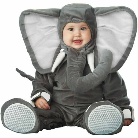 Lil' Elephant Elite Collection Infant Halloween Costume](Halloween Costume Ideas For Family With Infant)