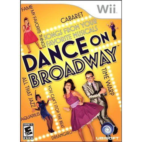 Dance on Broadway - Wii