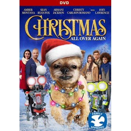 Christmas All Over Again (DVD) - Halloweens Over Christmas