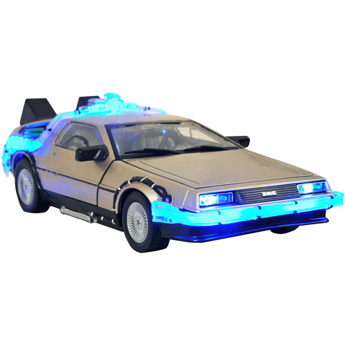 Diamond Select Toys Back to the Future Time Machine Mark 1 Car