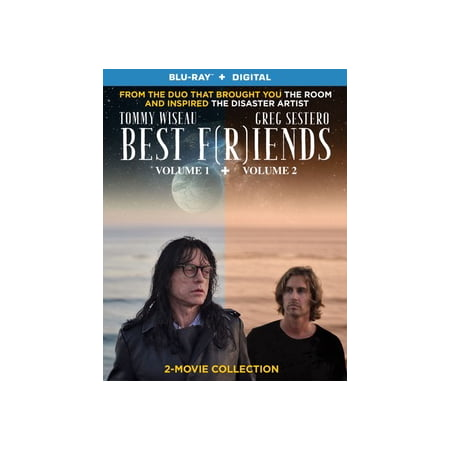 Best F(r)iends: Volumes One & Two (Blu-ray) (The Two Best Friends)