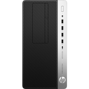 HP Business 4HM41UT ProDesk 600 G4 Desktop Computer i5-8500 8GB 1TB W10P