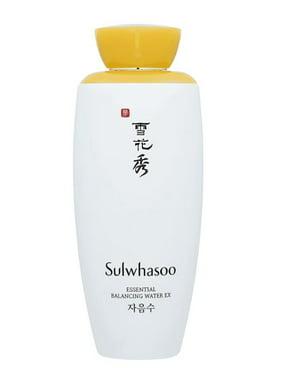 Sulwhasoo Essential Balancing Toner Water Ex for Women, 4.2 oz