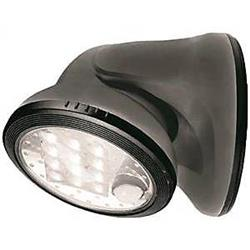 Fulcrum Products 1057363 20034-104 12 LED Porch Light, Charcoal by
