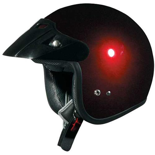 AFX FX-75 Youth Solid Helmet Wine Red MD